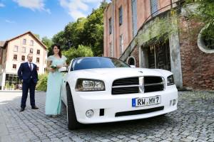 Antrag Hochzeit Limousine