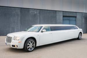 Chrysler Überraschung Limousine